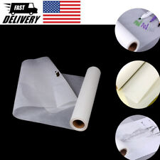 """White Sketch Tracing Paper Roll  50Ydx12"""" Drawing Transparent Sheets"""
