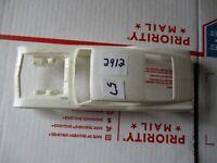 Revell/Monogram Model Car Body Only 1/24/25 scale Kit # 2912 Body  # 57