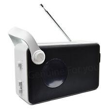 Otone Bluemotion Bluetooth Rechargeable DAB Dual Alarm Sleep Timer FM Radio