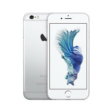 Apple iPhone 6S IOS 16GB ARGENTO Nessuna impronta digitale Sbloccato Smartphone