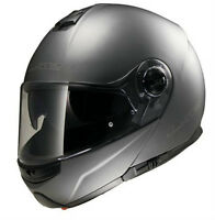 LS2 FF325 STROBE CIVIK  FULL FACE FLIP UP FRONT MOTORCYCLE MOTORBIKE HELMET