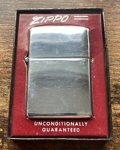 Zippo Lighter 1950's Rare Candy Red Box 2032695 Patent