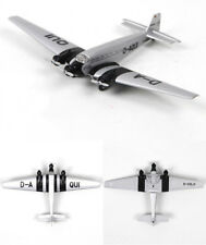 WWII German Transport Plane Diecast Aircraft 1/250 Scale Display Airplane Model