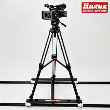 Hague D5T Professional Camera Tripod Tracking Tracker Dolly Kit with 6m Track