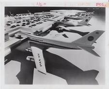 Pan America Airline- Passenger Boarding JFK Airport 8 X 10 Photo