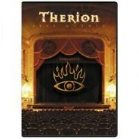 "THERION ""LIVE GOTHIC"" DVD+2 CD NEW"