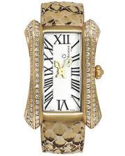 Carl F Bucherer Alacria Diva 18K Yellow Gold Quartz Ladies Watch 00.10705.01.21.