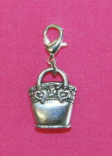 New Brighton classic Caroline handbag charm on custom jump ring Free Shipping !