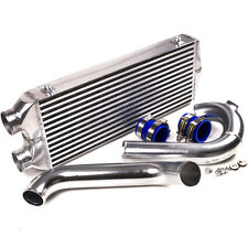 SAME SIDE INLET OUTLET FRONT MOUNT INTERCOOLER KIT FMIC FOR VW GOLF MK4 1.8T GTi