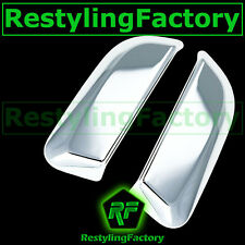 Triple Chrome Plated 2 REAR Vertical Door Handle Cover for 04-10 Infiniti QX56
