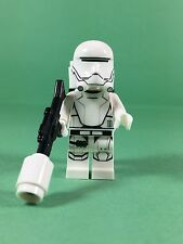 LEGO First Order Flametrooper NEW Minifigure with pack+gun 75103 STAR WARS