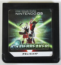 CODEBREAKER FOR NINTENDO DS NDS by PELICAN ~TESTED & WORKING~