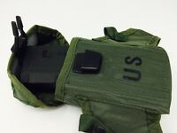 US Military Magazine Ammo Clip Pouch Alice OD Green Hunting