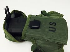 New US Military Magazine Ammo Clip Pouch Alice OD Green Hunting