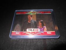 True Blood Insert Trading Card Eric and Nora #R7