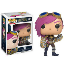 League of leyendas VI pop figura 9 cm Funko