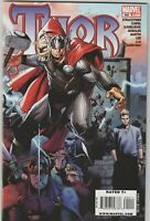 Thor #600 (Apr 2009, Marvel) Olivier Coipel Wraparound Cover Lee/Kirby