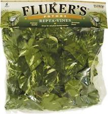 New listing Pothos Repta Vines Terrarium Hanging Fake Lifelike Plant For Reptiles Amphibians