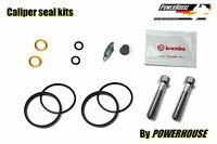 Ducati Monster 796 rear brake caliper seal repair kit 2010 2011 2012 2013 2014