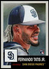 Fernando Tatis Jr. 2019 Topps Living Set #173 RC Padres