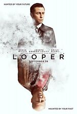 LOOPER - Movie Poster Flyer - 11X17 - JOSEPH GORDON LEVITT - VERSION A