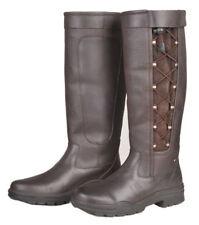 Stivali e accessori da equitazione marrone