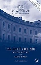 St James's Place Tax Guide 2008-2009, New Books