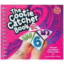 Klutz Cootie Catcher Book - Children's Paper Fortune Tellers Origami Craft Kit