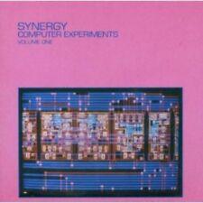 Synergy - Computer Experiments Vol. 1 CD NEU OVP