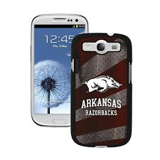 Arkansas Razorbacks Samsung Galaxy 3 Hard Cell Phone Case/Cover - Licensed