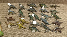 "Vtg 24 pc Jurassic Dinosaur Lot ~~~12 different ~~~ 5""-6"" ~~~ NOS 1996 by Boley"