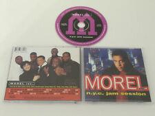 Morel Inc. – NYC Jam Session /Strictly Rhythm – SR 320 CD  CD ALBUM