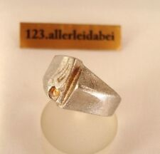 Lapponia Ring 925 Silber Finnland 1991 Skandinavisch Björn Weckström / BD 449