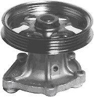 Protex Water Pump PWP7036 fits Toyota Paseo 1.5 (EL44), 1.5 16V (EL54)