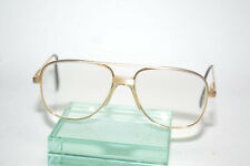 Vintage Gallery Flex 2 Sunglass/Eyeglass Frames 56[]20-145Mm Gold Tone