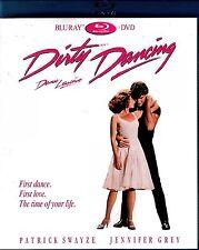 NEW DVD/BLU-RAY   // Dirty Dancing  // Patrick Swayze, Jennifer Grey, Jerry Orb