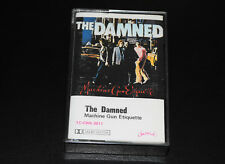 The Damned - Machine Gun Etiquette 1979 Australia ULTRA RARE CHISWICK Cassette