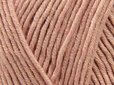 King Cole BAMBOO Cotton DK Knitting Wool / Yarn 100g - 618 Dusty Pink