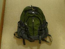 High Sierra Multi Pocket Green Backpack. Very Nice Gently used
