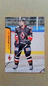 2012-13 City-Press HockeyAllsvenskan #ALLS-095 Julius Bergman Karlskrona HK