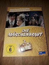 DVD die Märchenbraut - Tschechische  Filmklassiker