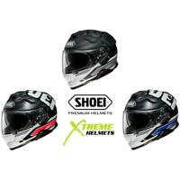 Shoei GT-Air II Insignia Helmet Full Face Inner Shield Pinlock Ready DOT XS-2XL