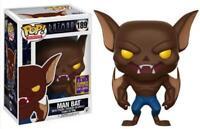 "BATMAN ANIMATED SERIES Figurine MAN BAT EXCLUSIVE SDCC ""POP"" FUNKO"
