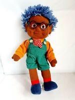 Tots TV Tom Plush Toy Original Vintage Ragdoll Production 1993