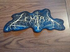 ZEMIAL,SEW ON GOLDEN EMBROIDERED LARGE BACK PATCH