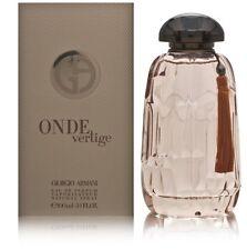 Giorgio Armani Onde Vertige 1.7 oz 50 ml Eau de Parfum EDP Spray for Women BNIB