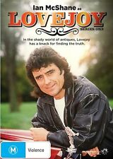 Lovejoy : Series 1 - DVD NEW & Sealed - R4 AUS TV Season 1 1986 Ian McShane