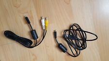 Coolpix S220 Cámara Cable USB y cable de TV Cámara A