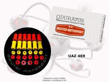 Uaz 469 - (24)set di boccole balestre in poliuretano