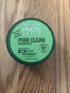 7 Garnier Fructis Style Pure Clean Finishing Paste, 2.0 Oz